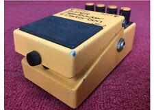 BOSS DF-2 SUPER Feedbacker & Distortion Guitar Effect Pedal MIJ w/Tracking F/S
