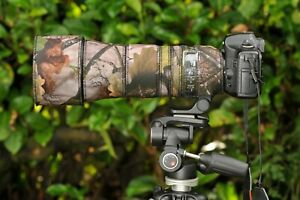 Sigma-150-600mm-CONTEMPORARY-Protection-Neoprene-lens-cover-Forest-Camo