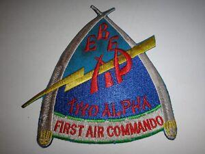 Vietnam-Guerra-US-Air-Force-1st-Air-Commando-Squadrone-Distacco-2-Alpha-Toppa