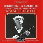 Sinfonie 9 d-moll op.125 von Kubelik,Donath,Laubenthal,SOTIN,Fassbaender (1989)
