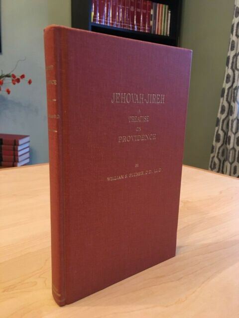 Jehovah-Jireh by William Plumer - New - Hardcover - Sprinkly Publications