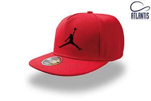 Cappellino-visiera-piatta-Sport-Fitness-Palestra-Jordan