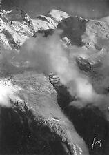 Alte Postkarte - Chamonix - Le Mont Blanc et le Glacier des Bossons