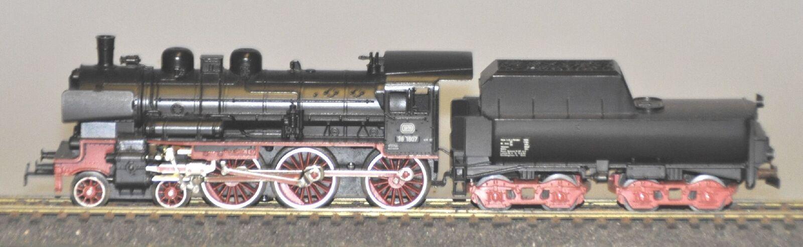 Märklin HAMO , br38 (p8) (p8) (p8) locomotiva M. vasche tender, h0-corrente continua de63ff