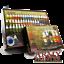 El-pintor-del-Ejercito-pinturas-conjuntos-de-pintura-Metalizados-pintura-de-arranque-conjunto-de miniatura 1