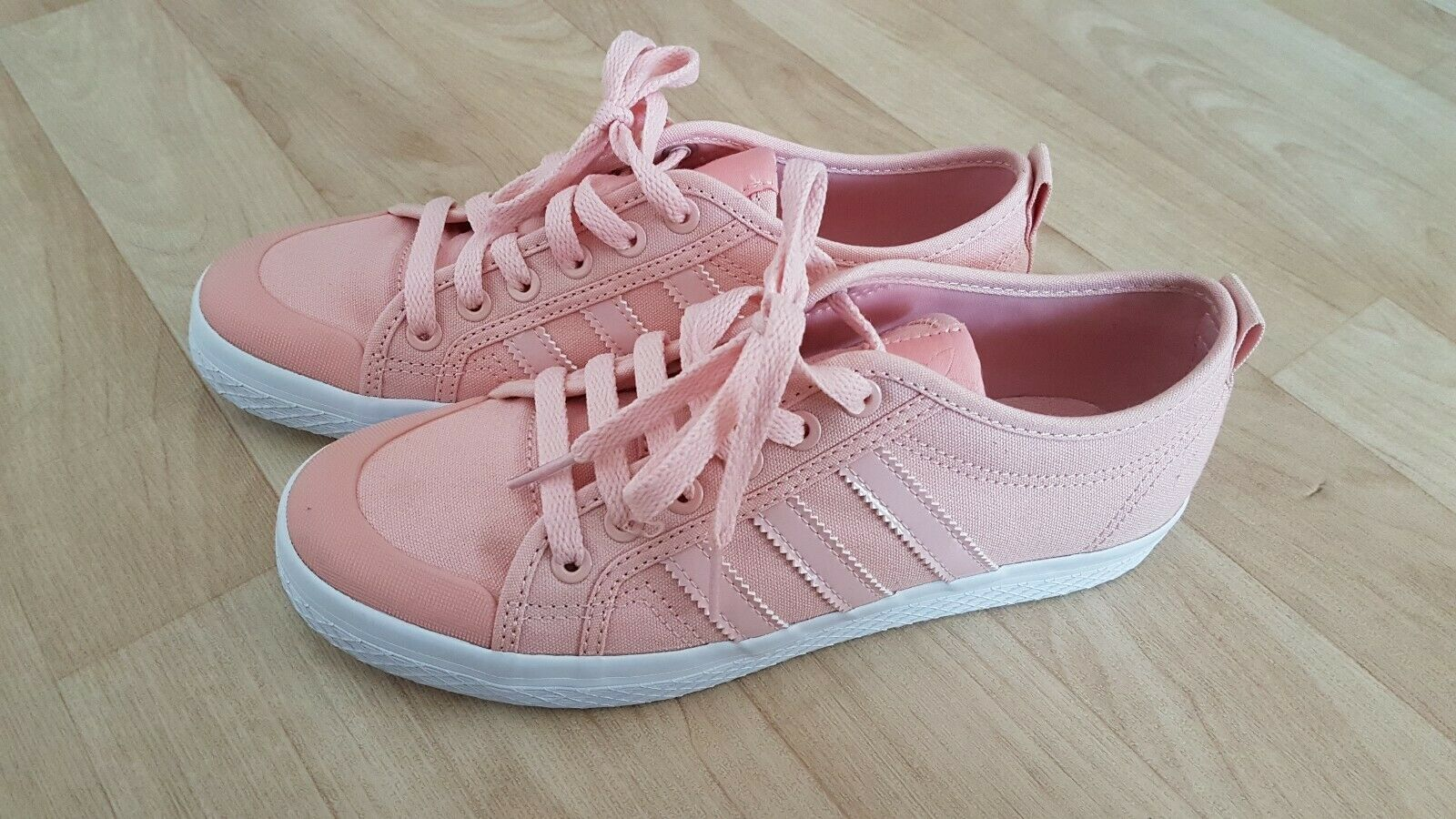 Adidas Frauen Mädchen Schuhe größe 38 2 3 Originals Honey Low Neu