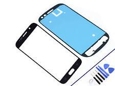 FRONTGLAS für SAMSUNG Galaxy S6 Schwarz Saphire Black Glas Display Touchscreen