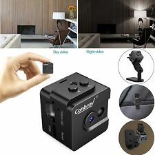 Mini Spy Cam Hidden Camera Video Audio Recorder Night Vision Nanny Security Home