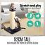 thumbnail 4 - i.Pet Cat Tree Trees Scratching Post Scratcher Tower 92cm Wood Scratch Furniture