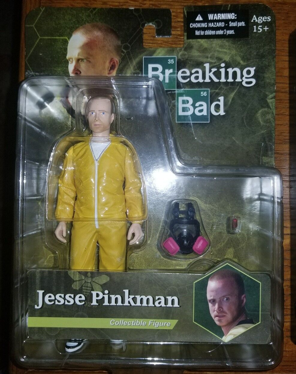 Breaking Bad Tv Walter White,Saul,Jesse  6 X Action Mini Figures Use With lego