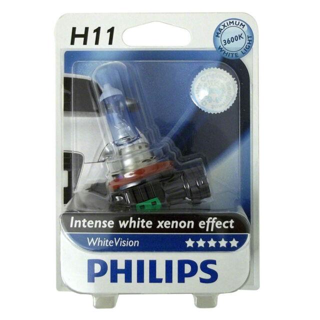 Philips H11 Vision 55 Watt 12 Volt PKW 55W 12V Autolampe Licht PGJ19-2