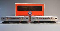 Lionel Mta Metro North M7 Add On Lighted O Gauge 6-82188 Subway Train 6-82196