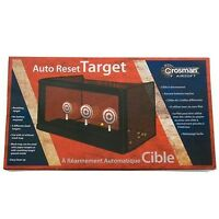 Auto Reset Target Gun Practice Range Shooting Outdoor Crosman Hunting Airsoft