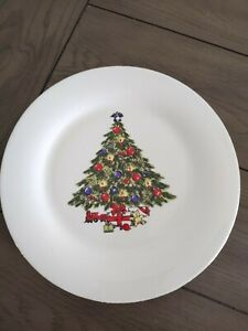 Sea-Gull-Fine-China-Jian-Shiang-Christmas-Tree-Dinner-Plate-10-1-2-034