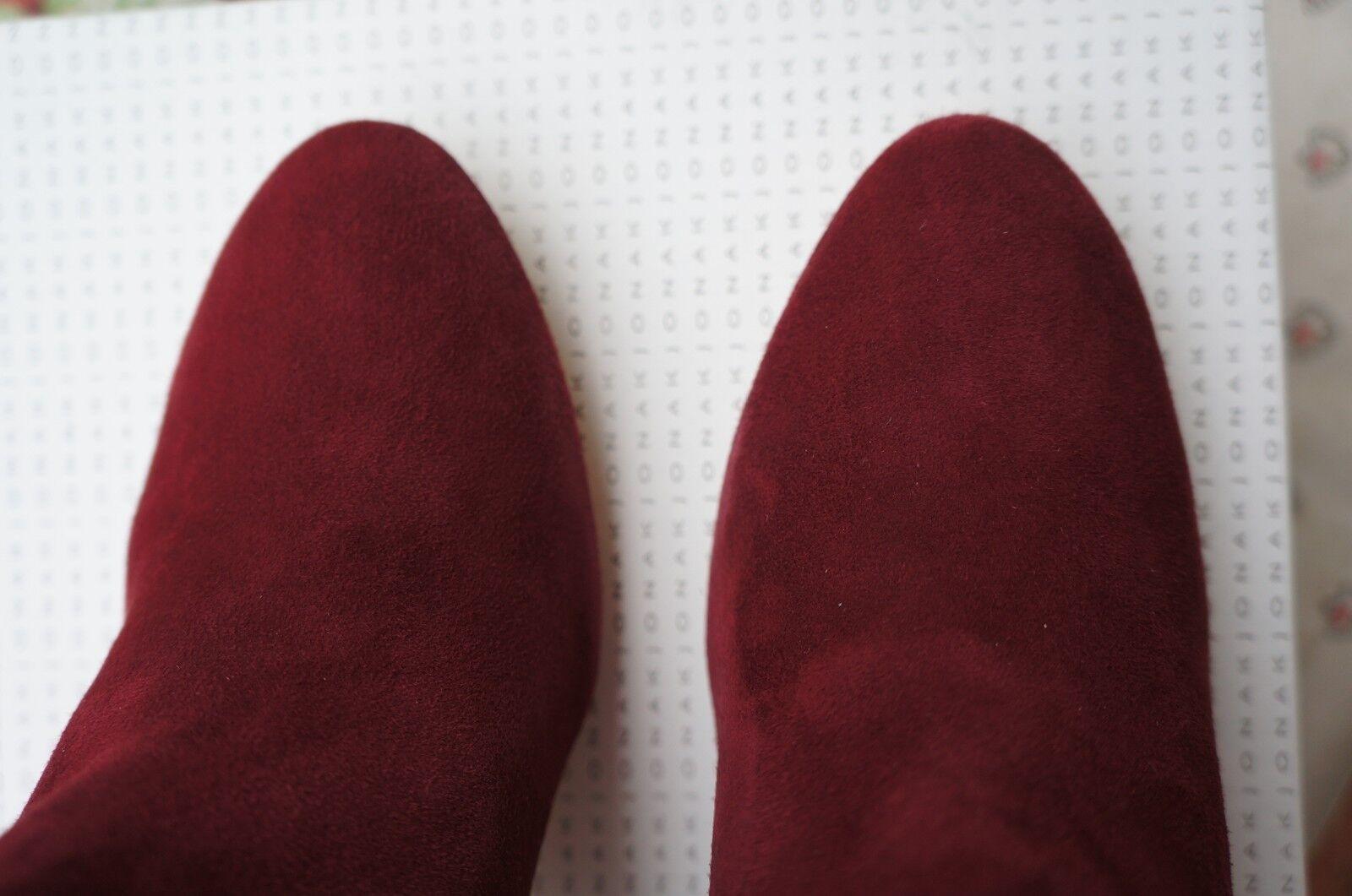 Jonak Damen Vegas Stiefel & Stiefeletten, Rot Rot Stiefeletten, (7), 41 EU- 0a9937