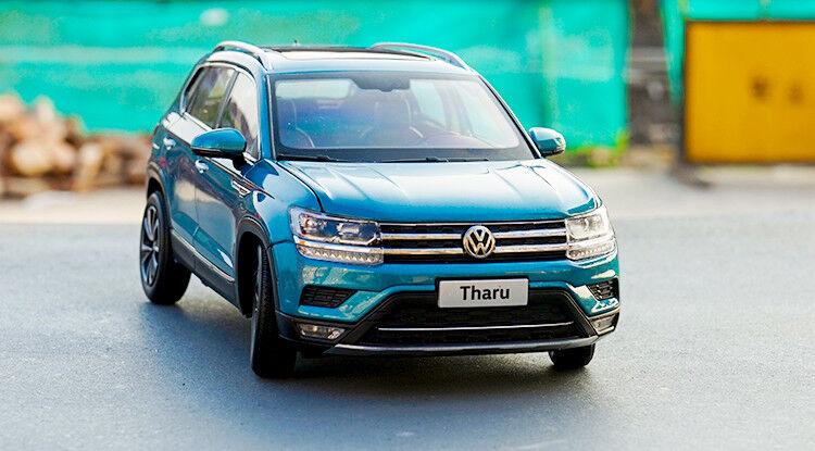 1 18 nouvelles Volkswagen THARU couleur bleue