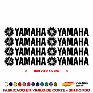 8X-PEGATINAS-YAMAHA-VINILO-PACK-ADHESIVO-LOGO-KIT-MOTO-DECAL-20-CM-x-4-5