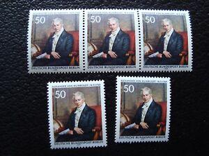Germany-Berlin-Stamp-Yvert-Tellier-N-323-x5-N-MNH-WF1