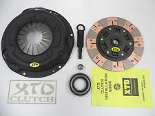 XTD STAGE 4 EXTREME DUAL MULTI FRICTION CLUTCH KIT FITS 240SX KA24E KA24DE