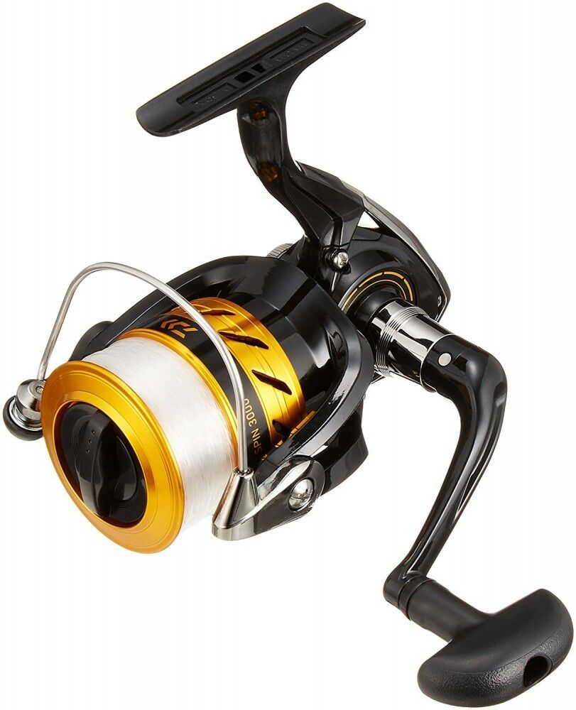 Daiwa Spinning Reel 17 World  Spin 2500 For Fishing From Japan  team promotions