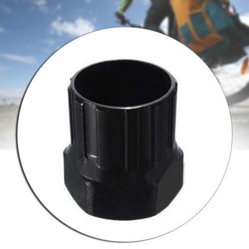 Black Bike Rear Cassette Cog Remover Cycle Repair Tool Freewheel C5H5