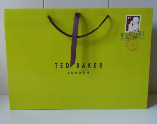 TED BAKER SMALL GIFT BAG ////// SHOPPER BAG