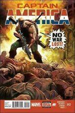 CAPTAIN AMERICA #12 RICK REMENDER DEC 2013 FALCON NUKE MARVEL COMIC BOOK 1