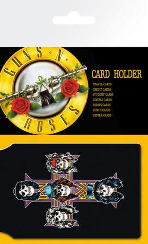 Guns N Roses Appetite Logo Oyster Student Travel Card Holder