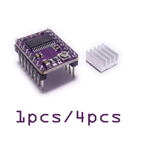 remplace A4988 4pcs 1pcs Driver Stepper Motor Imprimante 3D Printer DRV8825