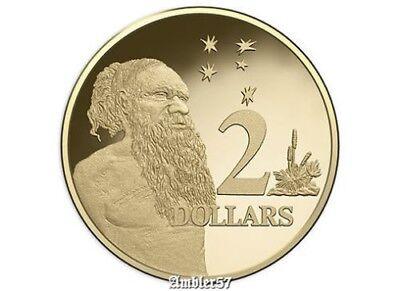 **1992  Australian $2 coin Proof **