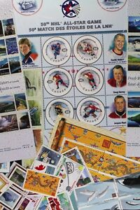CANADA-Postage-Stamps-2000-Year-set-complete-collection-Mint-NH-See-scans