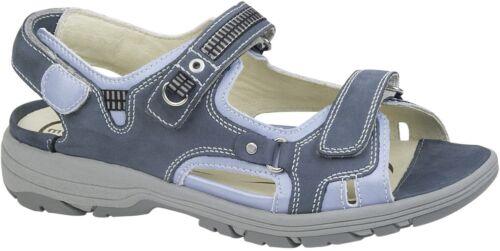Rôdeur Herki Sandale Bleu Amovible Semelle Intérieure H-Large