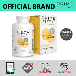 PRIME-FIFTY-Strong-Bones-Bones-Support-Supplement-for-Over-50s-120-Tabs