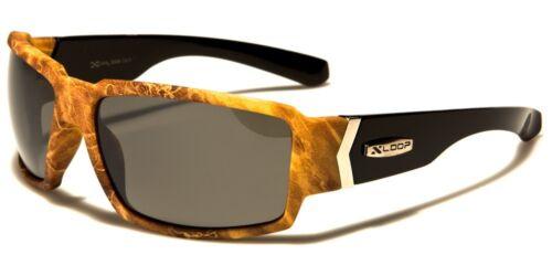 Sport XLOOP Mens Womens Boys Rectangle Wrap Mirror Sunglasses 100/%UV400 2508