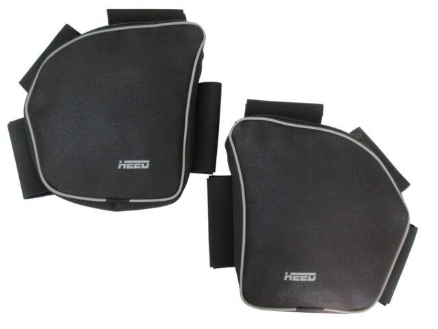 Bags luggage panniers for HEED crash bars HONDA XL 700 Transalp