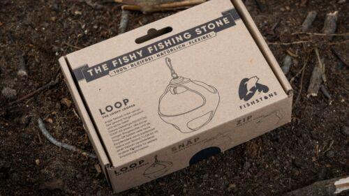 FISHSTONE LOOP KIT Angeln mit Steinen Bleiersatz umweltfreundlich und nachhaltig