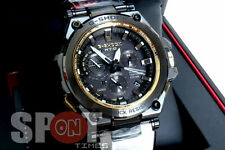 Casio G-Shock MT-G Triple G Resist GPS Solar Men's Watch MTG-G1000GB-1A