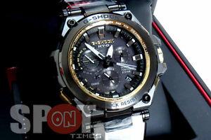 4f5386cc8c9b Casio G-Shock MT-G Triple G Resist GPS Solar Men s Watch MTG-G1000GB ...