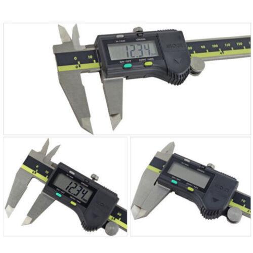 New Mitutoyo Caliper 500-196-20//30 150mm Absolute Digital Digimatic Vernier 3235