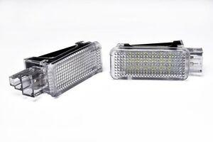 Fuer-Audi-A3-A4-A5-A6-A8-LED-Einstiegs-Fussraum-Innenraum-Kofferraum-Beleuchtung