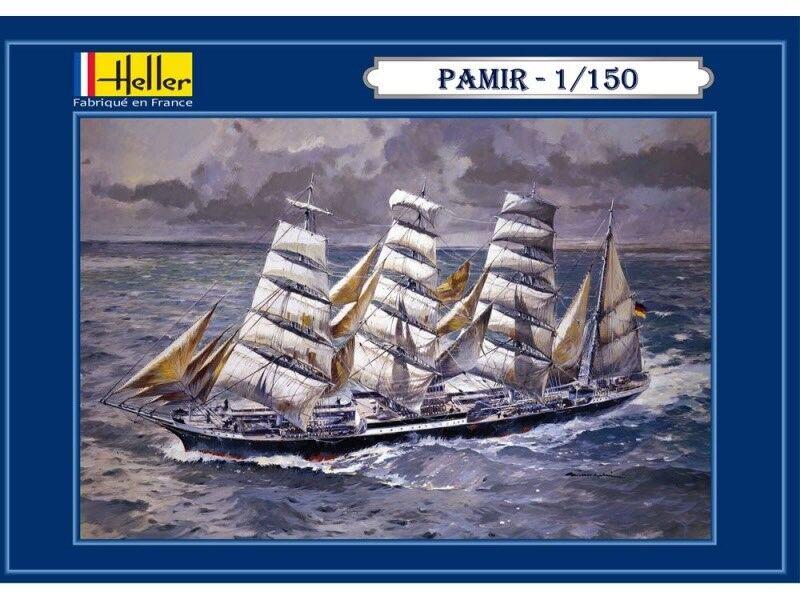 Heller 1 150 Pamir Sailing Ship