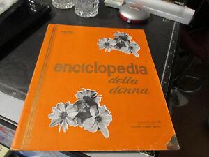 Enciclopedia De Donna - 33 Volumen - Fratelli Fabbri Editores - 08/06/1963