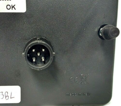 Izquierda trasera remolque//caravana 5 Multi Función Lámpara Luz Erde Maypole MP8943BL