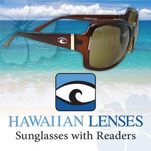 Bifocal-Sunglasses-Hawaiian-Lenses-Sunglasses-with-Readers-034-Bardot-039-s-034-HL-8511