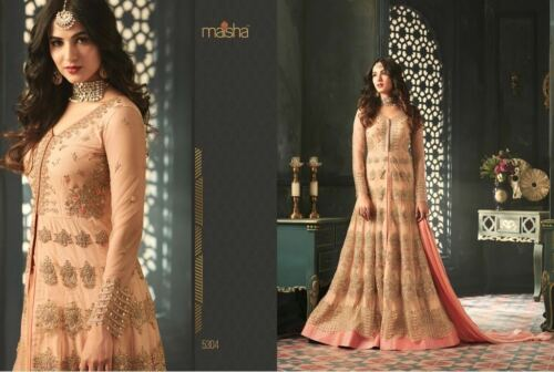 Bollywood Salwar Kameez Traditional Wear Fancy Indian Anarakali Salwar Suit 37