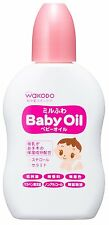 WAKODO Baby Skin Care Baby Oil 50ml Made in Japan F/S