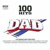 Various Artists - 100 Hits (Dad, 2010)
