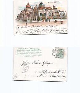 b95377-Ansichtskarte-Ausstellung-Dresden-1904-nach-Ballenstedt