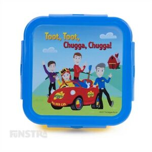 The Wiggles Lunchbox Toddler Kids Girls Boys Wiggles Lunch Box New