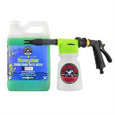 Chemical Guys - Foam Blaster 6 Foam Wash Gun & Honeydew Snow Foam Soap 1 Gal